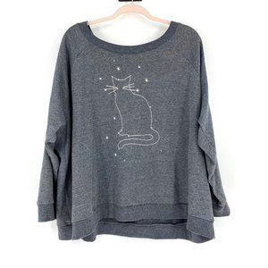 Modcloth Cat Sweater Size 4X